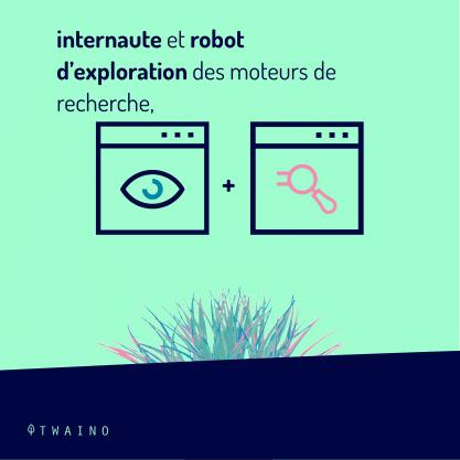 partie 1 - Carrousel_Cloaking-03 Internaute et robot d exploration