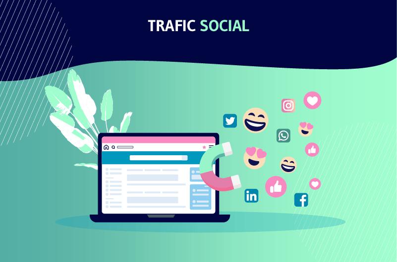Trafic social
