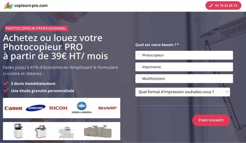 Copieur pro.com
