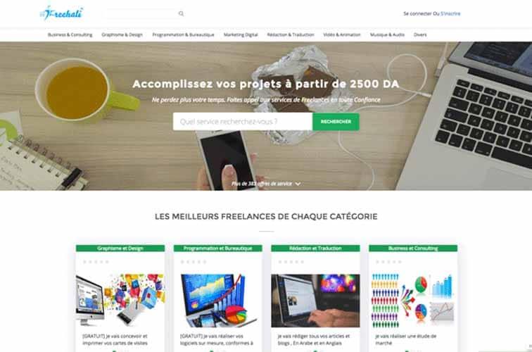 Site web statique