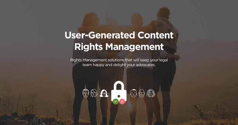 Droits sur le contenu genere par l utilisateur