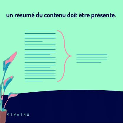 Carrousel Balise Meta description Partie 1-03 Un resume du contenu