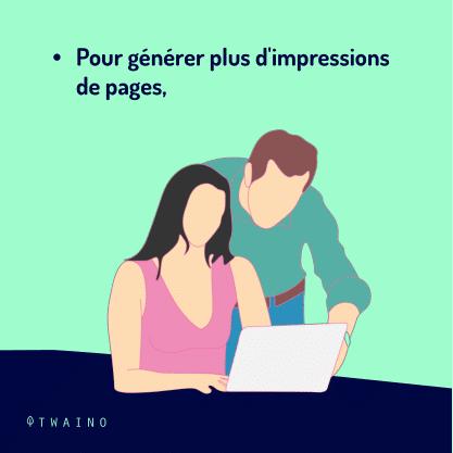 Carrousel - Balise de pagination PART 2-08 Generer plus d impressions