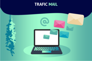 Trafic mail