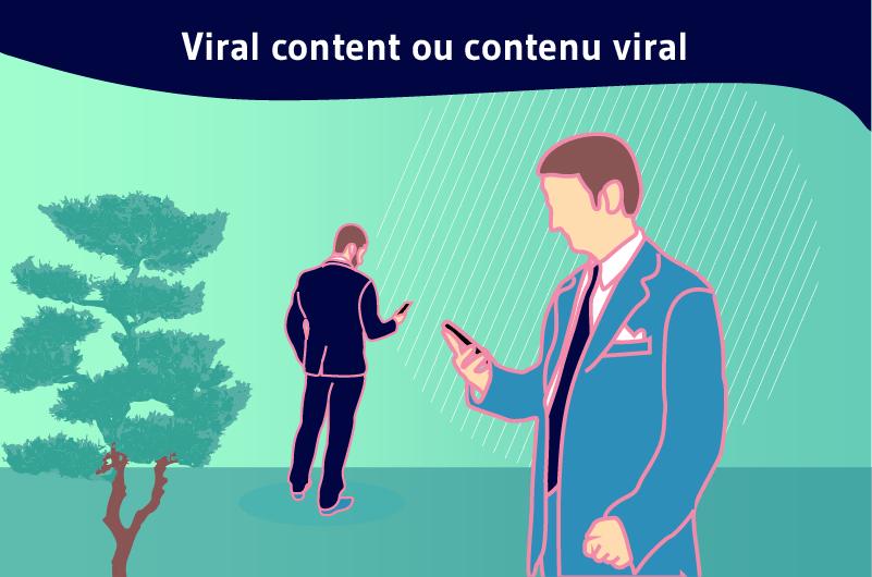 contenu viral