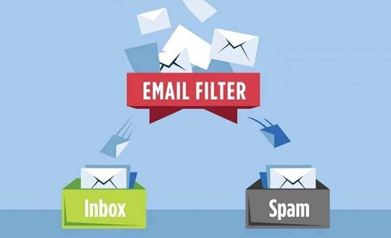 Filtrage d email