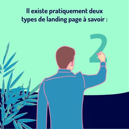 PART 1 Carrousel-landing page-05 Deux types de landing page