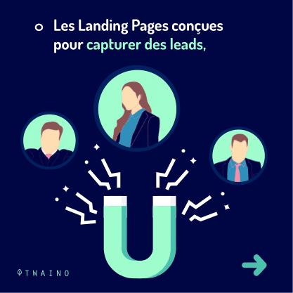 PART 1 Carrousel-landing page-06 Capturer les leads