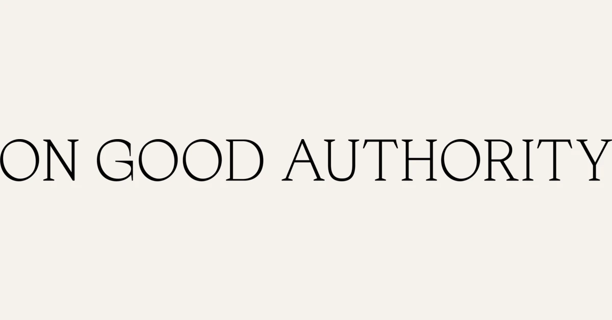 Bonne autorite